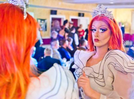 ISCofAllCT Monarchs Ball. January 2018. #NHVdrag Photography by Daniel Eugene.
