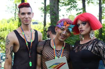 Pride in the Park 2018. Photo by RahVisions.